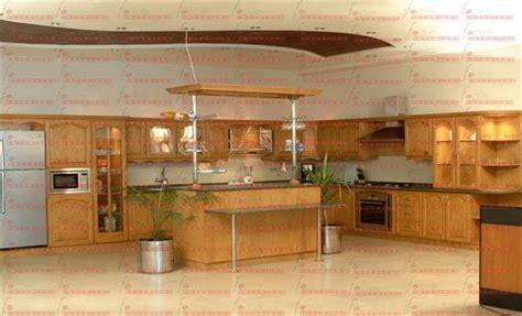 pakistani solid wooden kitchen designs home design