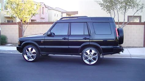 land rover discovery black 2004 picture of 2004 land rover discovery se exterior finder