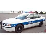 Cop Car Impala