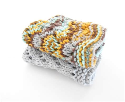cotton yarn for knitting dishcloths knit cotton dishcloth set of two aftcra