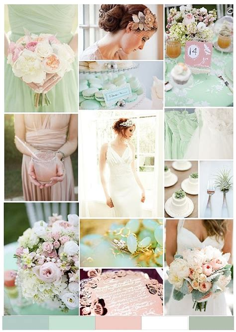 wedding colour themes meaning month by month wedding themes and colors for every season