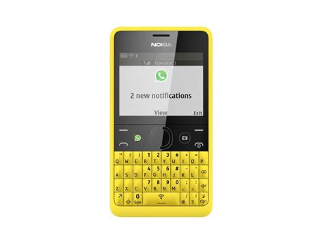 Nokia Asha 210 nokia asha 210 review engadget