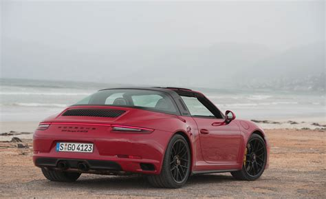 porsche targa 2017 2017 porsche 911 gts cars exclusive videos and photos