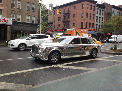 roll royce chrome curbside outtake chrome if you want to