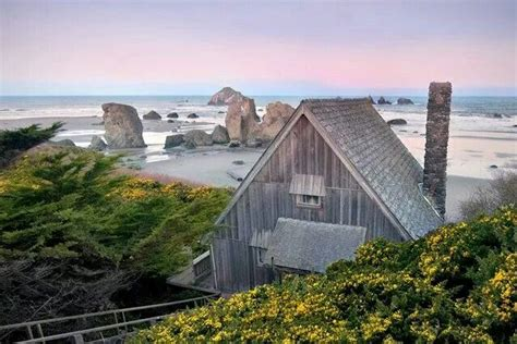 Cabins In Seaside Oregon by Seaside Cottage Seaside