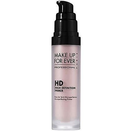 Makeup Forever Hd Primer makeup forever hd microperfecting primer in pink dreamsicle