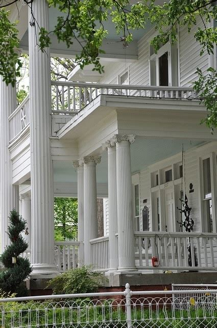 southern plantation decorating style southern beauty with pale blue on the covered porch