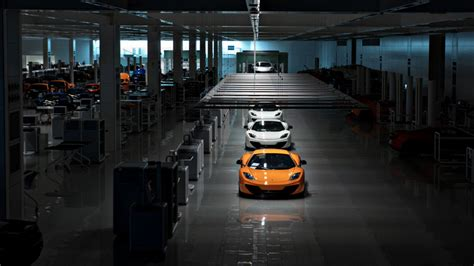 The World's Most Advanced Car Factory As It's Never Been