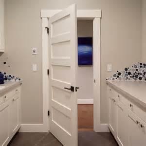 Craftsman door and trim bedroom door cottage style pinterest