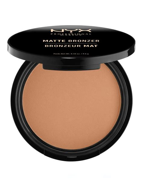 Nyx Professional Makeup matte bronzer by nyx professional makeup