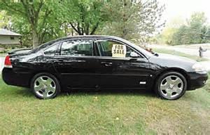 chevy impala ss 2008 fwd 5 3 v8 81k mi car