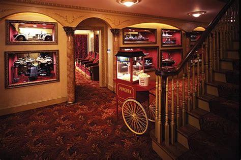 home theater decor concessions memorabilia home