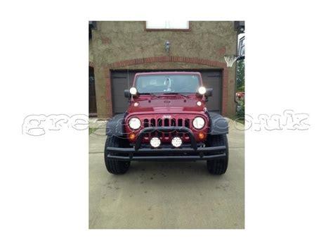 jeep jk bull bar jeep wrangler jk bull bar tubular black gloss smittybilt