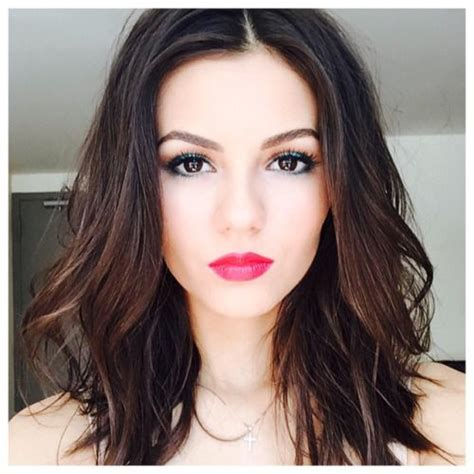 hair and makeup style victoria justice site tumblr com pesquisa google