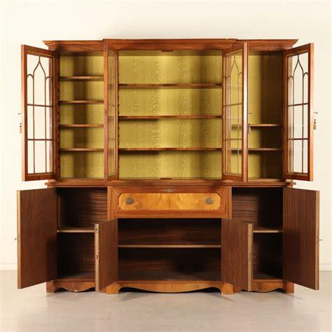 libreria in inglese libreria inglese mobili in stile bottega 900
