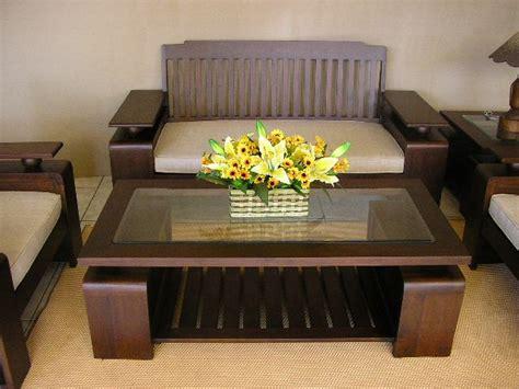 Kursi Ruang Tamu Rotan desain ruang tamu dengan kursi kayu sketsa denah desain