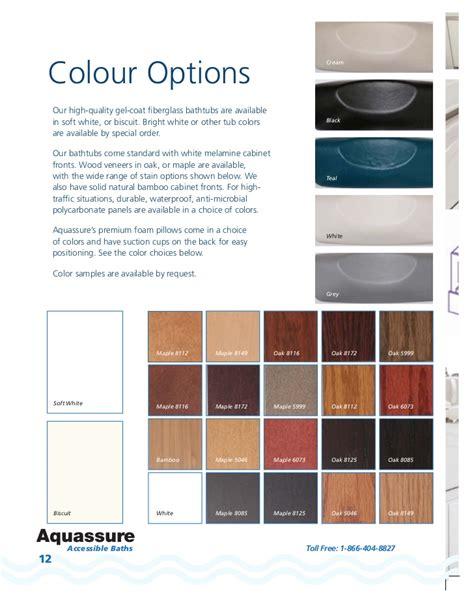 aquassure adl slide in bathtub brochure
