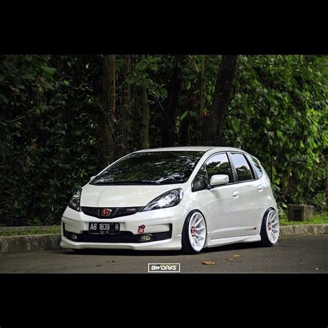 Coilover Costum Honda Jazz Rs Ge8 Honda 17 best images about honda jazz fit on rally car and auction