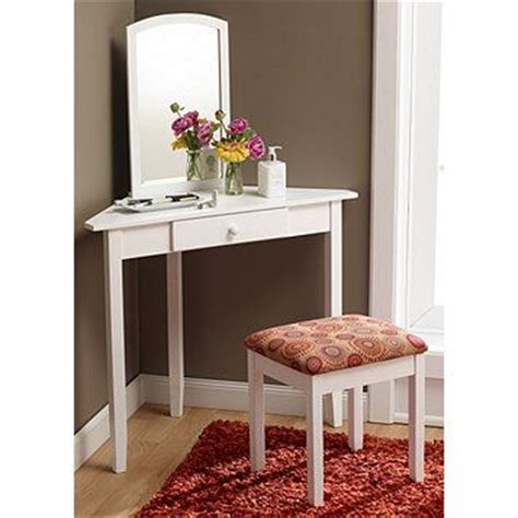 Corner Vanity Desk by Tocador Esquinero Ideas Vanities Bedrooms
