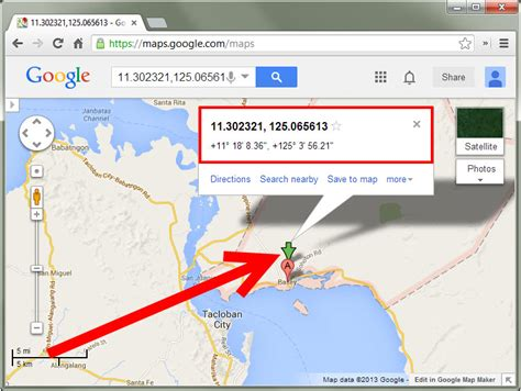 Longitude And Latitude Address Lookup How To Get Longitude And Latitude From Maps 4 Easy Steps