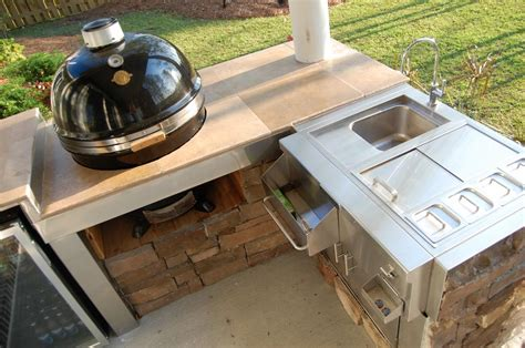 outdoor kitchen countertops ideas best outdoor kitchen countertop material wow blog