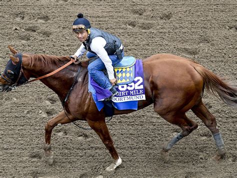 3 storylines to follow on Day 1 of the Breeders' Cup