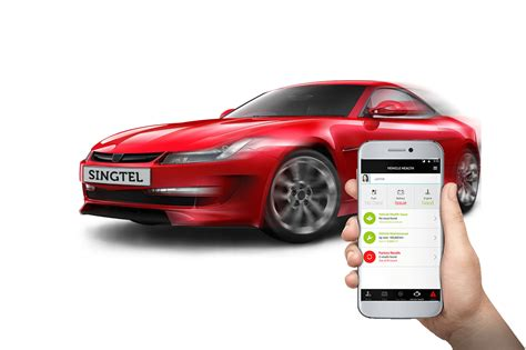 Smart Car Insurance by Singtel And Axa Insurance Launch Smart Car Solution