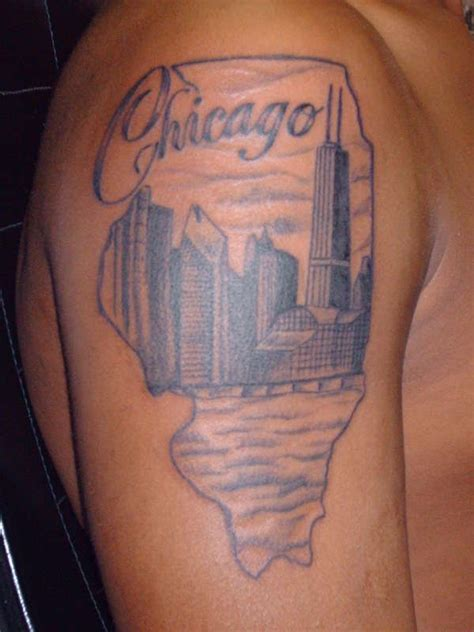 chicago tattoo