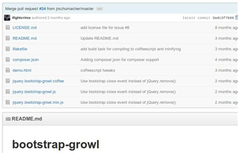 bootstrap notify tutorial 50 must have plugins for extending twitter bootstrap