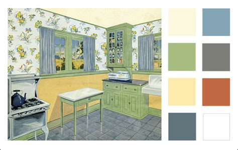 kitchen color palette vintage color for kitchen andover cream venetian green lady banksia the butter yellow