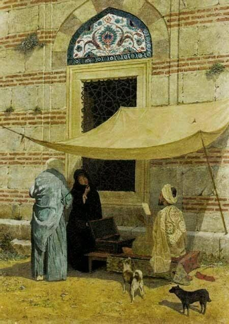 37 Best Osman Hamdi Bey Images On Pinterest Ottomans Osman Ottoman
