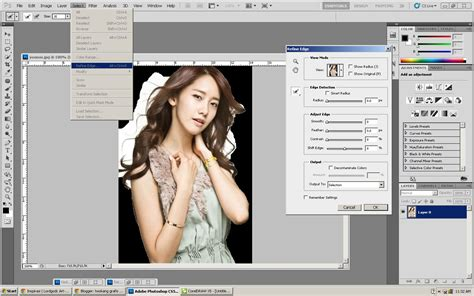 photoshop cs5 tutorial refine edge tool bagian bagian komputer dan fungsinya mouse tik home