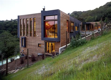 identical houses built on the hill by think architecture original house exterior design ideas small design ideas