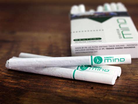 Rokok Herbal Mind 16 Batang berbagi bersinergi pt tridaya sinergi indonesia