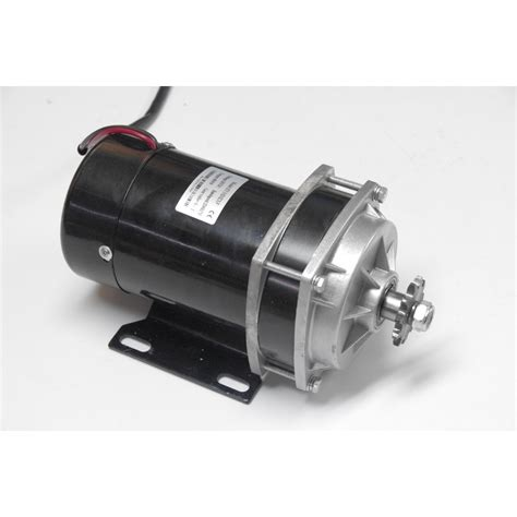 24v Electric Motor by 500w 24v Dc Gear Motor 500 Rpm 0 75 Hp
