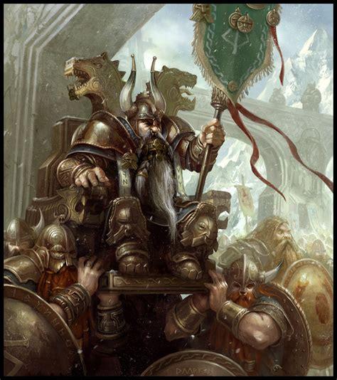 Dwarfs Warhammer june 2011 and cookies