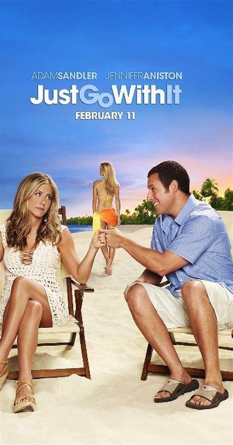 film lucu adam sandler just go with it 2011 imdb
