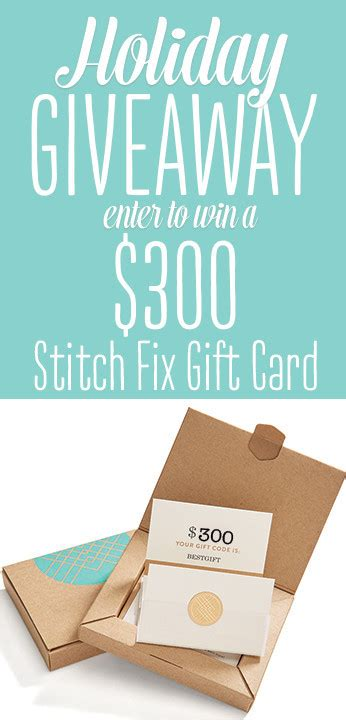 New Contest Win A 300 Gift Card From Eluxury by 300 Stitch Fix Gift Card Giveaway