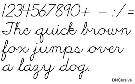 printable montessori cursive letters free montessori font school fonts montessori and fonts