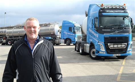 hewicks haulage fh artic tankers  streets  trucks uk haulier