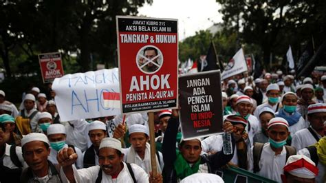 ahok united nation indonesia hatred against non muslims grows as radical