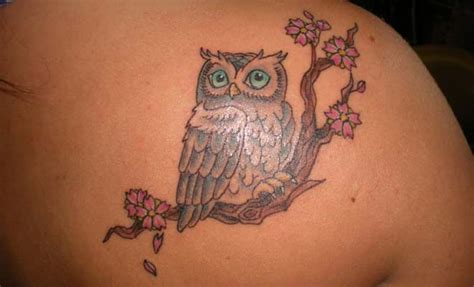 tattoo owl love love owl tattoos bigshocking