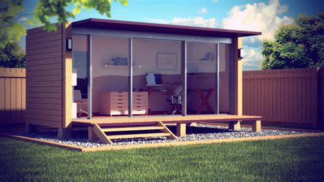 Garden Office Design Ideas Reasons Why You Should Install A Garden Office In Your Garden Garden