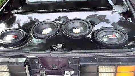 camaro custom sub box custom camaro sub box doovi