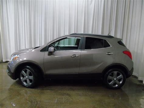 turbocharged buick used 2013 buick encore cx 1 4l 4 cyl turbocharged