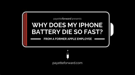how to charge my phone battery without a charger why does my iphone battery die so fast here s the real fix