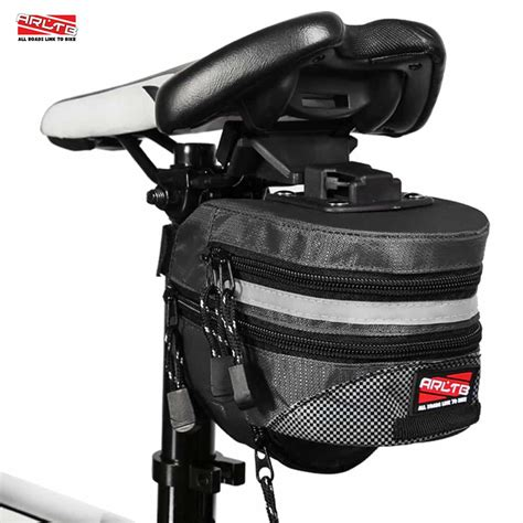 bicycle seat tool bag buy arltb bicycle saddle bag bike seat bag pack pouch