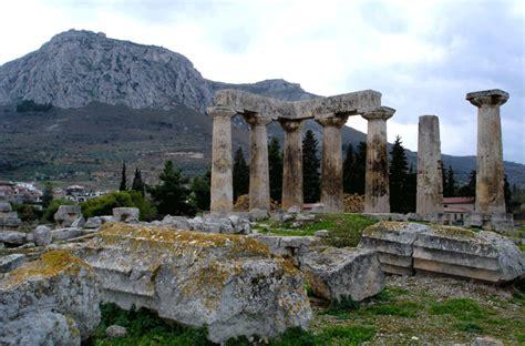 ancient corinth wikipedia bus rental greece athens coach hire tour coach coaches