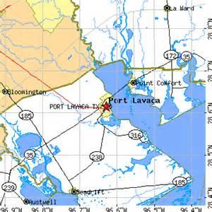 map of port lavaca port lavaca tx population data races housing