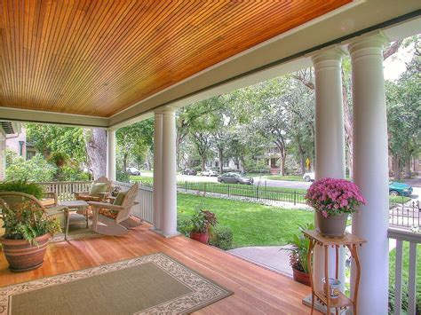 country porches country porch with doric columns gate in colorado